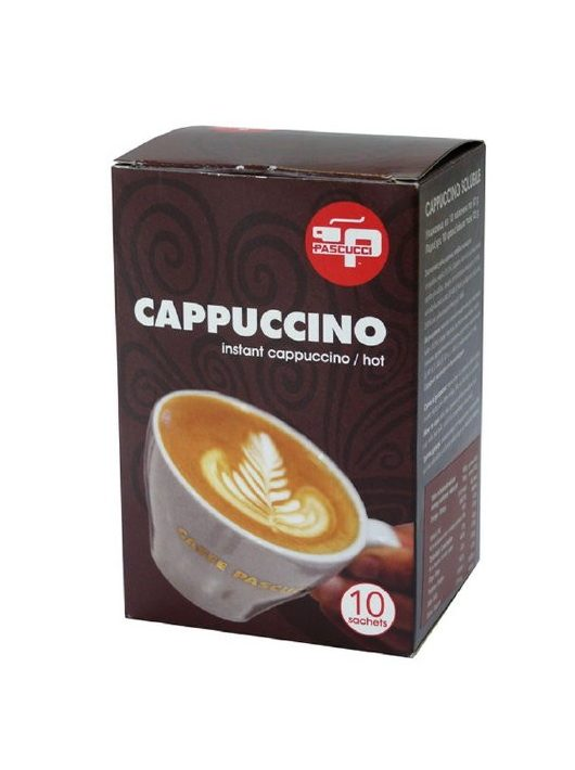 Instant cappuccino 10×12 g